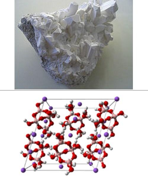 Rumus Kimia Boraks