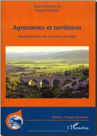 Livre : Agronomes et territoires - Philippe Prévost PDF