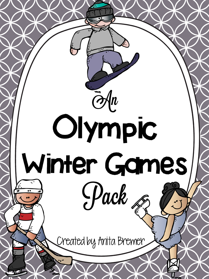 Winter Games Pack