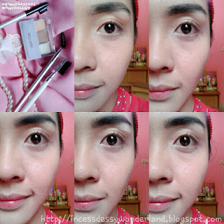 Dessy Journal: TUTORIAL : One Brand Make Up! [Wardah]