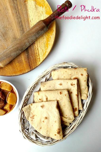 phulka recipe