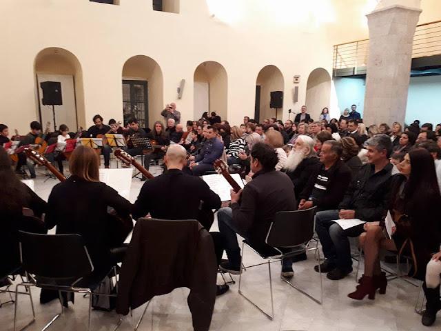 Απόλυτη καταξίωση για το Φεστιβάλ Κιθάρας Πελοποννήσου στο Ναύπλιο