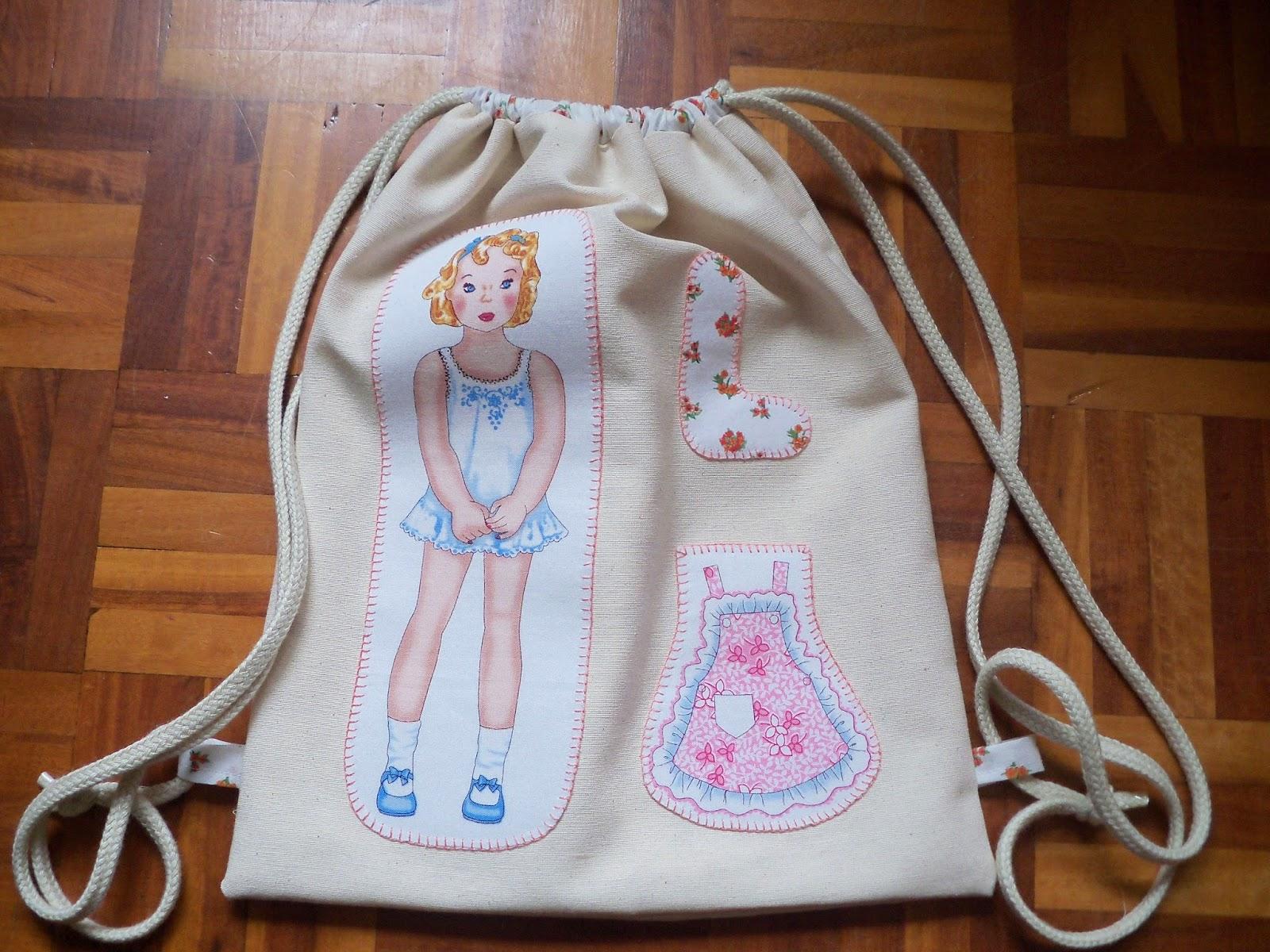 Aurea s kitchen costura paso a paso para hacer una - Hacer bolsos de tela paso a paso ...