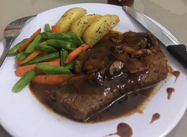 Resep Steak Daging Sapi Rumahan, Cara Membuat Steak Daging Sapi Panggang, Cara Membuat Steak Daging Sapi Rumahan, Cara Membuat Steak Daging Sapi Yang Empuk