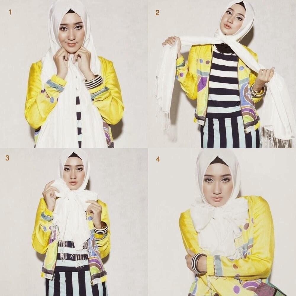 89 Ide Tutorial Hijab Segi Empat Ala Ricis Untuk Lebaran Tutorial