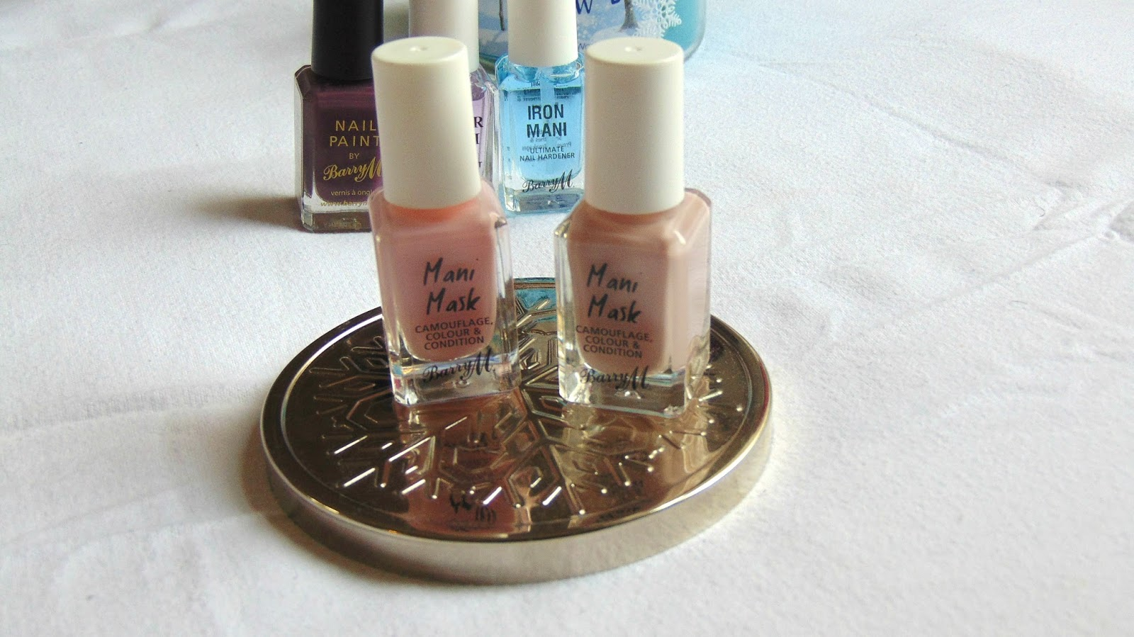 Barry M Nail Care Range Review | thatbellemakeup