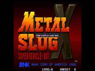 Metal Slug X Game Free Download