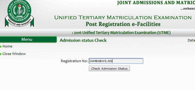 Image result for EVERYTHING U NEED TO KNOW ABOUT JAMB