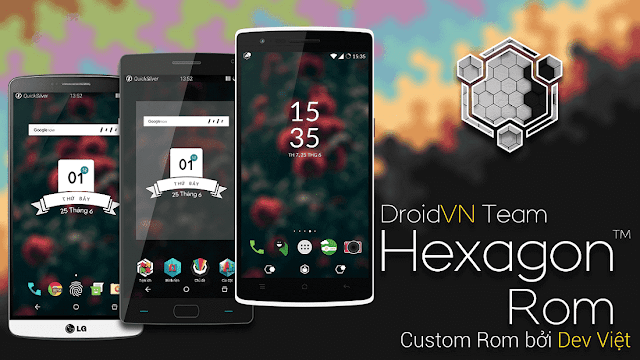 Hexagon Lenovo A6000/plus Custom ROM