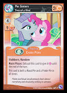My Little Pony Pie Sisters, Two of a Kind General Fixed Set CCG Card