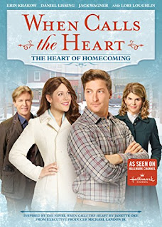 When Calls the Heart, Hearties, Hallmark Channel series, Daniel Lissing, Erin Krakow, Laurie Loughlin