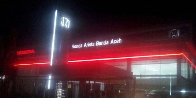 HONDA ARISTA BANDA ACEH