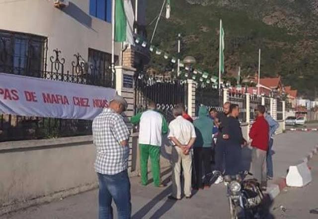 Aokas : l'APC fermée par des citoyens en colère