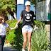 Alessandra Ambrosio sai com a filha Anja e visita o Brentwood Country Mart - 15/06/2017 x107