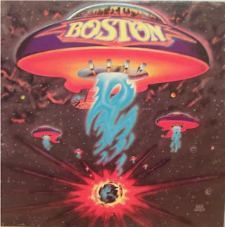 Boston band debut album 1976