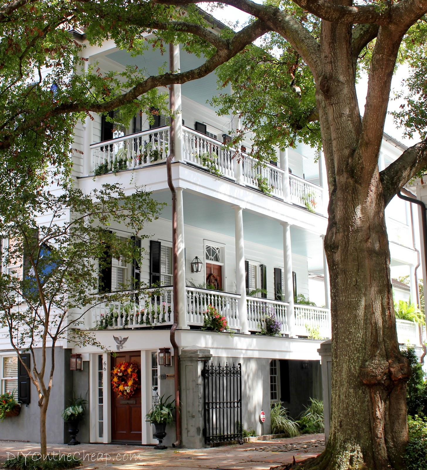 Beautiful Homes Of Charleston, SC