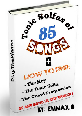 Tonic solfa of worship songs with PDF