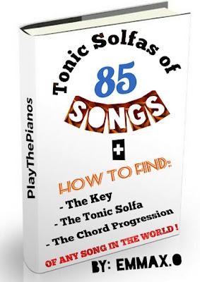Tonic solfa of worship songs with PDF