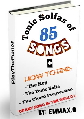 Tonic Solfa of worship songs PDF