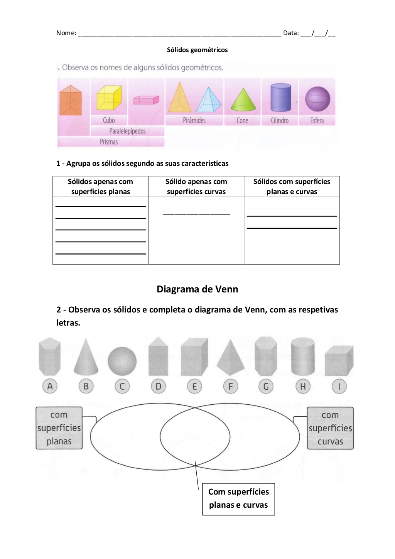 Exerccios com diagrama de venn atividades de matemtica diagrama de venn exerccios ccuart Choice Image