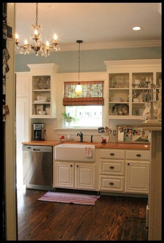 Salt Marsh Cottage The Classic Coastal Kitchen