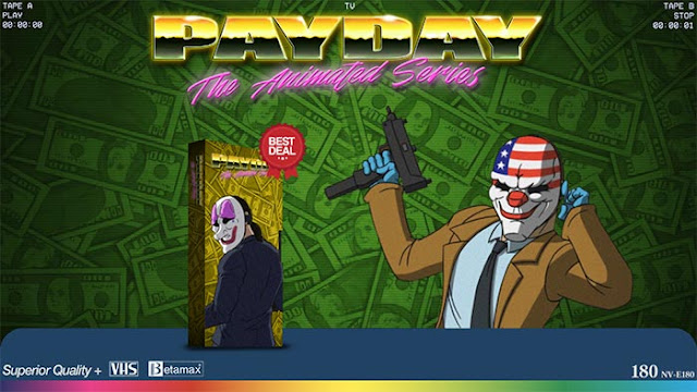 PAYDAY Wallpaper Engine