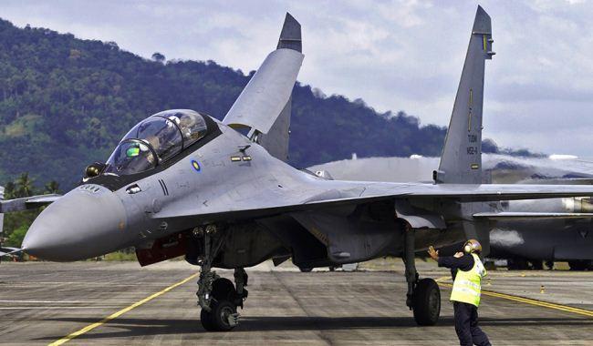 Su-30MKM Malaysia