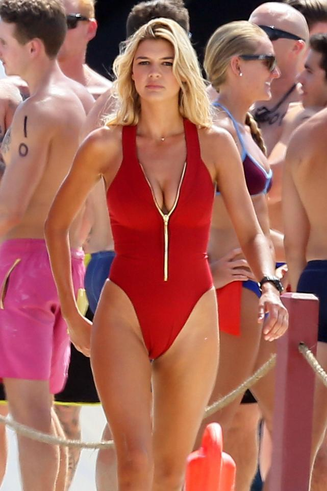 PHOTOS: Baywatch star Kelly Rohrbach falls victim to hackers and has private pics posted online