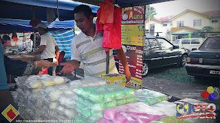 Pau Auna @Pasar Tani Taman Nusantara
