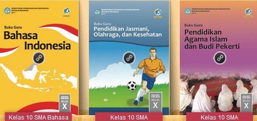 Buku Guru Kurikulum 2013 edisi revisi 2017