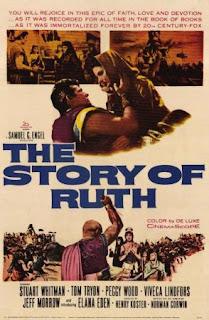 La historia de Ruth (1960) Drama con Elana Eden