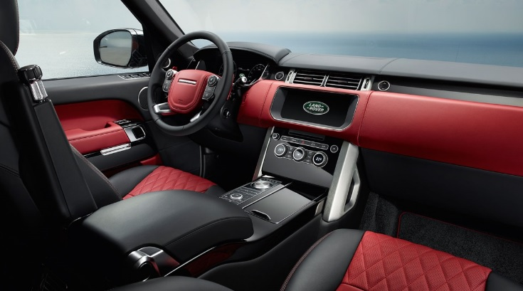 Range Rover SVAutobiography Dynamic Interior