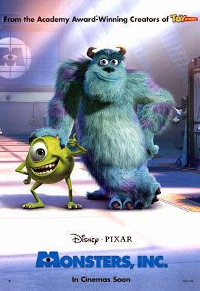 Watch Monsters, Inc. (2001) Online For Free Full Movie English Stream