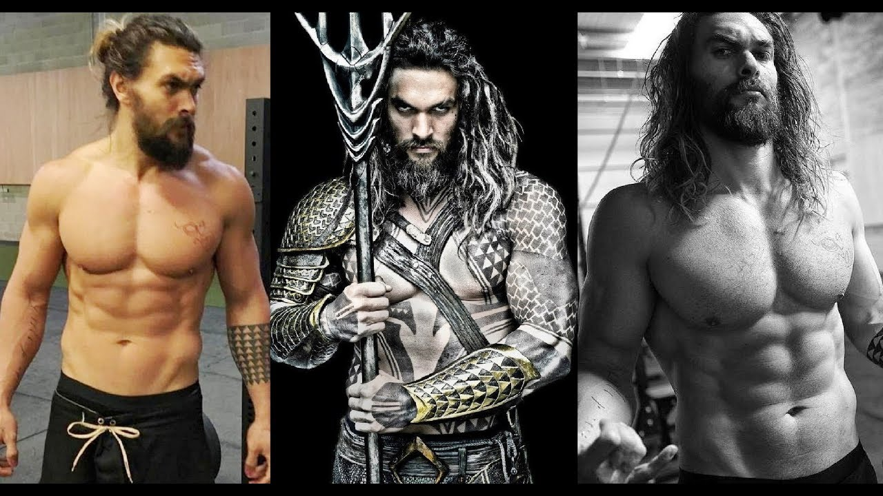 Aquaman Workout Routine Jason Momoa