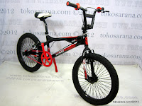Sepeda BMX Pacific X-Man Freestyle 20 Inci