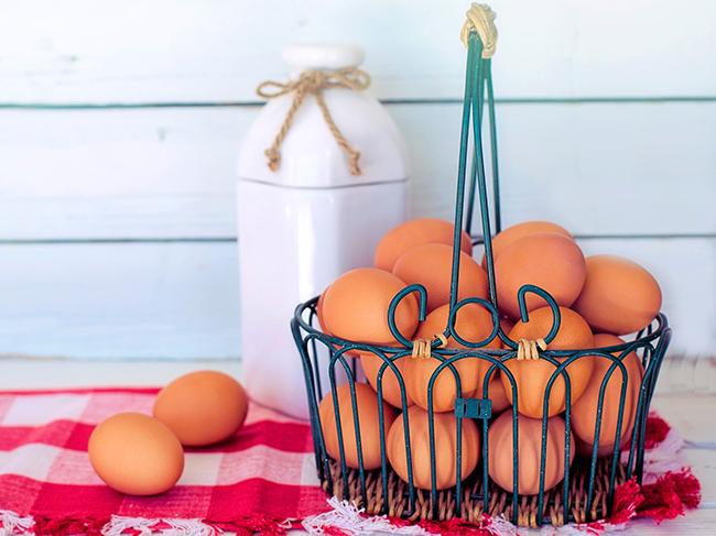 Como saber si los huevos están frescos o en mal estado