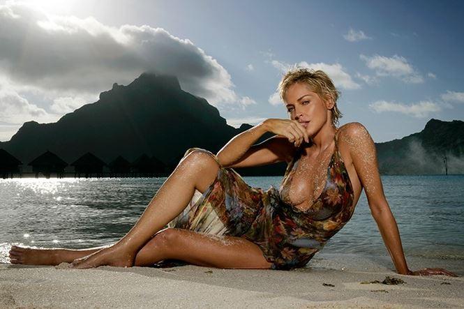 Nhan sắc 'thanh xuân rực lửa' của mỹ nhân 'Bản năng gốc' Sharon Stone - Ảnh 13
