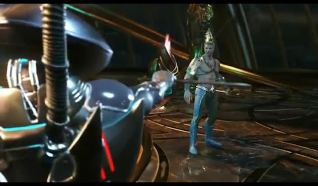 Black Manta Gameplay Screennshot-1 from the trailer