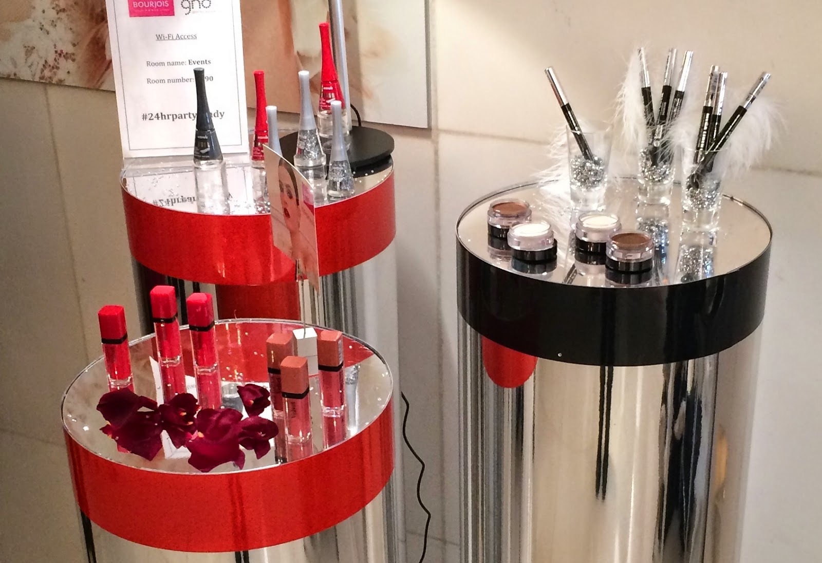 bourjois-ghd-london-event-autumn-winter-2014-new-releases