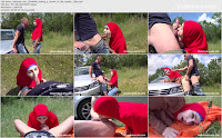 18+ Fucking a muslim in the Bushes Porn Video Clips HDRip Screenshot