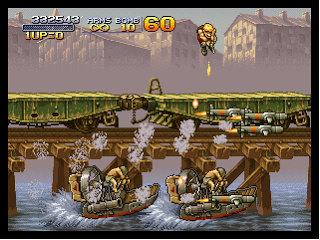 Download Game Metal Slug X PS1 untuk PC