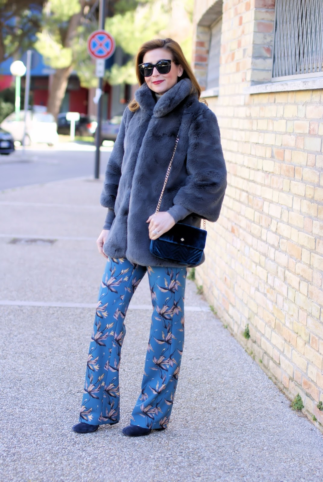 Hanny Deep pants on Fashion and Cookies fashion blog, fashion blogger style