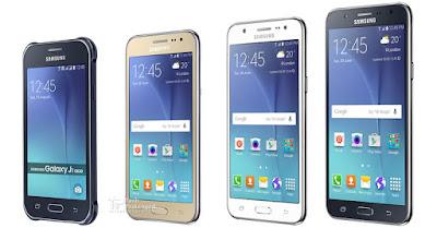 လူတိုုင္း စိတ္ဝင္စားေစမဲ့ Samsung ရဲ႕  Galaxy J စီးရီးမ်ား
