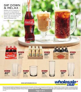 Wholesale Club Flyer Valid July 06 - 26, 2017