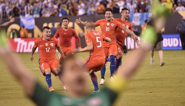 Nike golpea a adidas en la Copa Centenario
