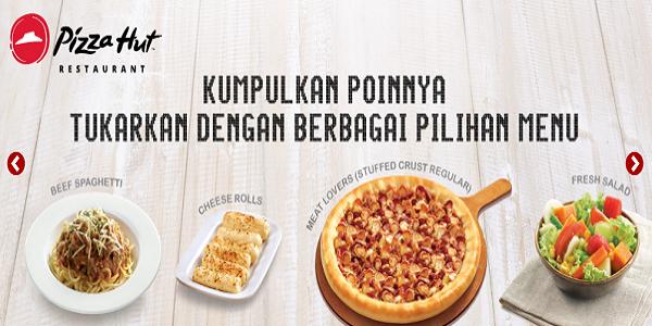 Pizza Hut : Cara Mendapatkan Pizza Gratis dari Aplikasi Pizza Hut Indonesia