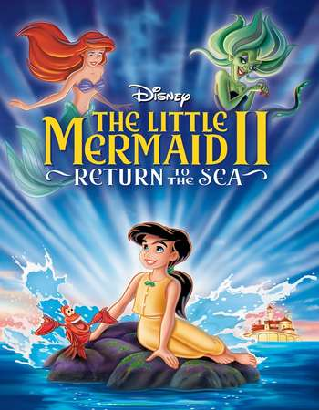 Poster Of The Little Mermaid 2 Return to the Sea 2000 Hindi Dual Audio 720p BRRip ESubs Free Download Watch Online downloadhub.net