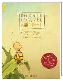 Buchcover - Die kleine Hummel Bommel - Britta Sabbag