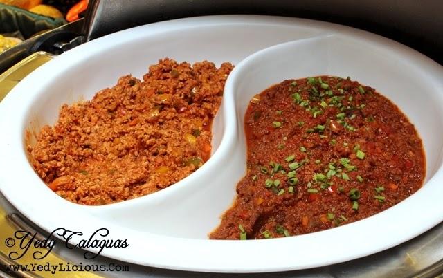 Chili Con Pollo and Chili Con Carne
