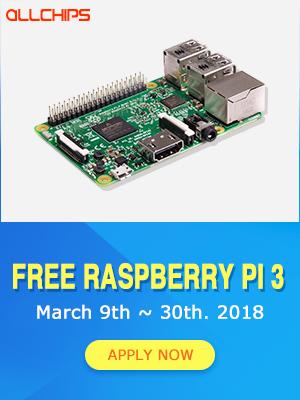 free raspberry pi 3